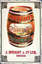 Speight's Prize Ales Metal Sign