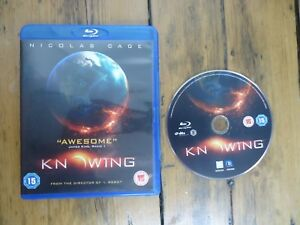 Knowing (Blu-ray, 2009) - Nicolas Cage - Free UK P+P