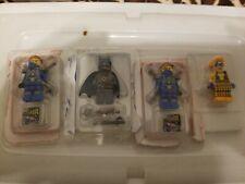 Lego mini figure lot Exclusive Pirate Batman, ninjago figure & one DC figure