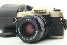 *EXC++++* Nikon FM10 Film Camera Zoom Nikkor 35-70mm f/3.5-4.8 From JAPAN 0322