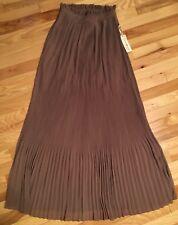 NEW Altar'd State Boho Maxi Skirt Mocha Women's Size M Medium