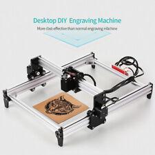 DIY Lasergravurmaschine CNC Engraver Carver Laserdrucker Mit Schutzbrille T8M7