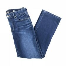 NYDJ Not Your Daughter's Jeans Lift x Tuck Marilyn Straight Size 8P Med Wash