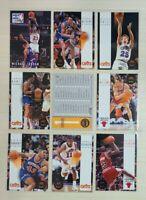 1993-94 SkyBox Premium Series 1 - Cards #1-191 - Set Break: Choose From The List