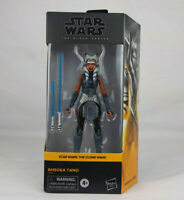 Star Wars The Black Series Ahsoka Tano Jedi Action Figure Walmart Exclusive NIB