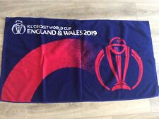Official ICC Cricket World Cup 2019 Towel