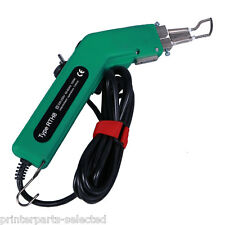 Hand Held 100W Banner Hot Heating Knife Cutter, Hot Knife Rope Fabric Cutting