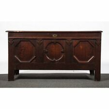 Oak Pre-Victorian Boxes & Chests (Pre-1837)