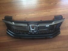 Original OEM 2016-2017 HONDA ACCORD Coupe Front Grille, brand new!