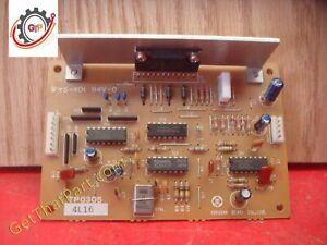 Minolta RP605Z Microfiche Reader Complete Oem YS-401 94V-0 Board