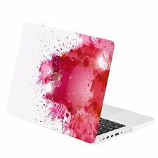 "Red Paint Splash Matte Case for MacBook Pro 15"" w./ Retina Display Model A1398"