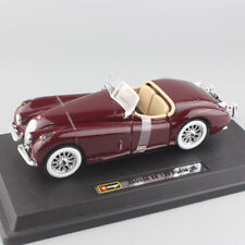1:24 Scale metal 1951 Jaguar XK120 Roadster car diecast models cars toys boy