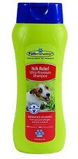 FURminator Itch Relief Ultra Premium Shampoo 16oz  Free Shipping