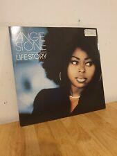 Angie Stone Life Story 12 Inch Vinyl Record