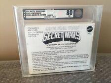 1984 Mattel Marvel Secret Wars Sears 2-Pack Mailer Spider-Man VS. Dr. Octopus