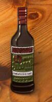 NEW! Dubonnet Pin Button Cocktail Alcohol Liquor Vermouth Bartender Liqueur