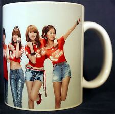 4Minute - Coffee MUG - CUP - Korean pop k pop - 4 Minute - 포미닛