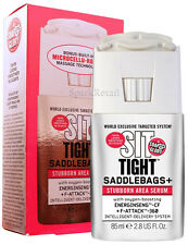 Soap and Glory SIT TIGHT SADDLEBAGS+ Stubborn Thigh Area Serum Roller 85ml