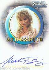 XENA SEASON 6 AUTOGRAPH CARD - ALEXANDRA TYDINGS - APHRODITE A11