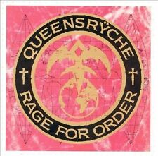 QUEENSRYCHE RAGE FOR ORDER  CD 1986   AAD