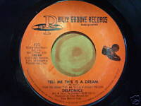 DELFONICS 45 TELL ME THIS IS A DREAM MINT