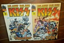 KISS #5 & #6, (2002/03, Dark Horse): Free Shipping!