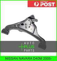 Fits NAVARA D40M - Right Hand RH Lower Front Arm Suspension Wishbone