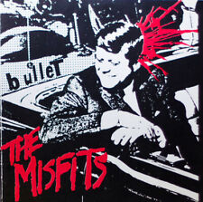 "The Misfits - Bullet 7"" (red vinyl)"