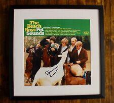 Brian Wilson (Beach Boys) Signed Pet Sounds LP