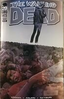 The Walking Dead #100 Chromium Variant Edition, First NEGAN, Key Issue