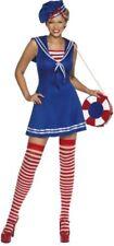 Déguisements bleus pour femme Carnaval