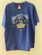 Denver Nuggets Nba All-Star Game Medium 2005 T Shirt Basketball