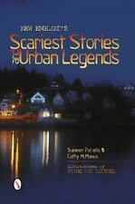 New England's Scariest Stories and Urban Legends, , McManus, Cathy, Paradis, Sum