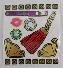 Estee Lauder Stickers New Jewels Red Tassel Purple Lip Pencil