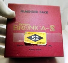 Empty Box for Bronica FilmWinder Back Zenza 6X6 S2  Free Shipping USA