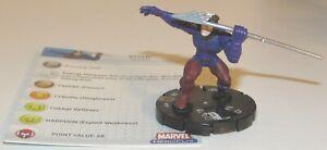 AHAB 035 Mutations and Monsters Marvel HeroClix RARE