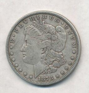 1878 Morgan Silver Dollar Exact Coin Shown