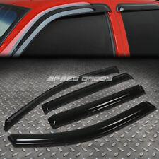 For 07-09 Acura Mdx Yd2 Smoke Tint Window Visor/Wind Deflector Vent Rain Guard (Fits: Acura)
