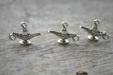 20pcs-- Genie Lamp Charms silver Genie Lamp Charms pendants 21x17mm