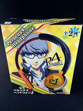 Persona 4 The Animation Headphone official Taito Izanagi Model Yu Narukami