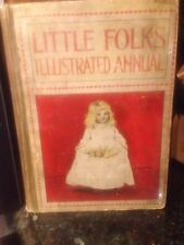 Little Folks Illustrated Annual Stories and Poems for Little People Cassino 1898