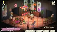 Animal : Crossing Florist Set