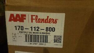 Filter 24x24x2, Pleated HVAC AC Furnace Air Filter, MERV 8
