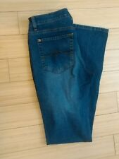 Jeanstar Elle Bootcut Cowgirl Jeans Size 4  Women's Fits as 32x32 Stretch NICE