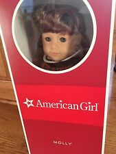 AMERICAN GIRL DOLL MOLLY RETIRED AND NEW