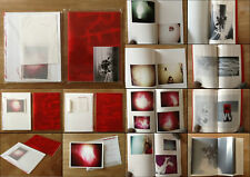 ATSUKO SUSUKI - BEFORE DAWN + RED LETTER - FIRST EDITIONS - SOLD OUT PHOTOBOOKS