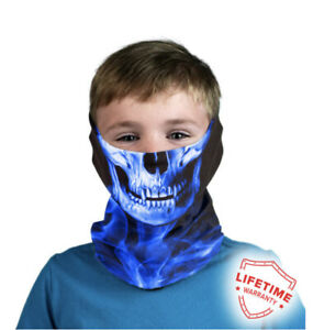 **BUY ONE GET ONE FREE**Salt Armour (BLUE CROW)KIDDIE Face mask Face Shield SA