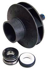 Impeller & Seal Aqua-Flo Pump XP & XP2 Series: 1hp, 1.5hp, 2hp, 2.5hp, 3hp 4hp