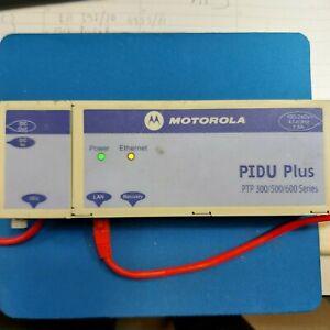 alimentatore POE marca Motorola modello PIDU Plus WB252 serie PTP 300/500/600