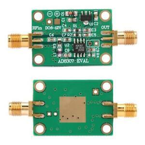 AD8307RF Power Meter Logarithmic Testing Detector 0.1-600M/-75+15dBm Module